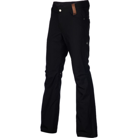 Snowboard You aren't your father, so stop dressing like him, already. The slim cut of the Holden Standard Skinny Pant separates the stylish from the clueless out on the slopes, so you can stop worrying about how you look and concentrate on your riding. - $75.98