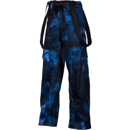 Snowboard As the pro-model drawers for the man that started it all, it's no surprise that the Nomis True Simon Print Pant continues the tradition Nomis' unique style and weather-defeating tech. What else did you expect from Mr. Chamberlain' - $160.96
