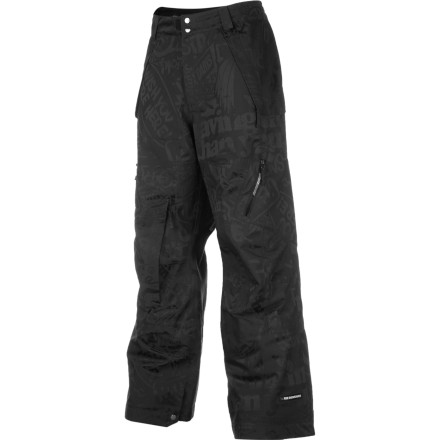 Snowboard When the winter winds start whipping and the snow starts piling, ride confidently knowing you have a safe haven from the elements in the Ride Harbor Snowboard Pant. The tough Strata HD II 3-layer fabric and fully taped seams create a seal against moisture so you can shred comfortably all day no matter what the weather brings. - $129.98