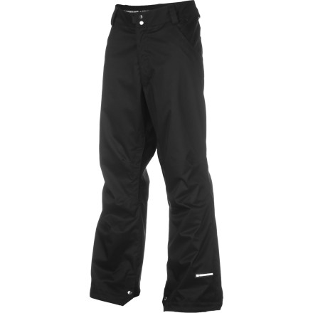 Snowboard Ride gave the Madrona Snowboard Pant a denim-jean styling for an urban look while making it clear that these are made for shredding. 10K-rated fabric keeps you dry and articulated knees make sure you have plenty of mobility for tweaking your method grabs. - $51.98