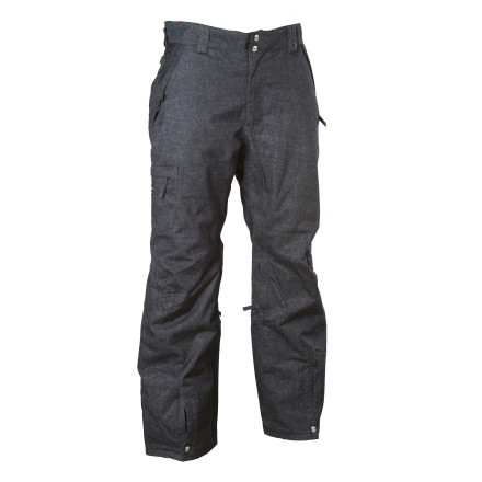 Snowboard Put up a fight against the elements with the 686 Contend Pant. With just the right amount of insulation, style for days, and Infidry-10 waterproofing (with exceptional breathability to match), this versatile pant gives you the tools to stand up to against Ma Nature's nasty mood swings. - $105.73