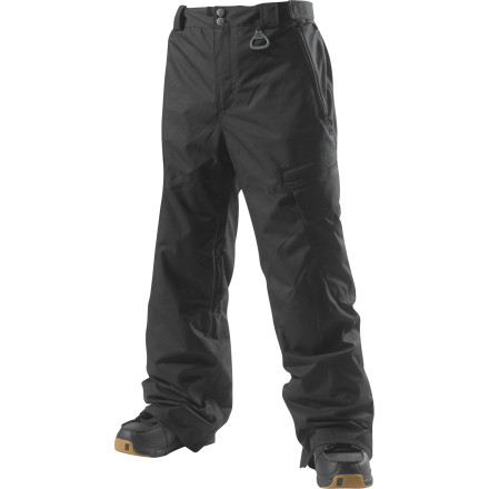 Snowboard From mid-winter storms to summer camp on the glacier, the Special Blend Annex Men's Snowboard Pant is the only pant you need. It has a 15K-rated fabric that is durable and keeps you dry on long pow days, and features inseam and outseam vents to dump heat on the warmest spring slush days so you're ready to take on any conditions Mother Nature may throw at you. - $71.98