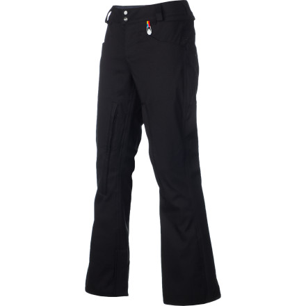 Snowboard Just because you prefer tight pants doesn't mean you have to get soaked when the weather turns gnarly. The Volcom Reactor Tight Pant features a 15K-rated V.Science membrane and fully taped seams for backcountry-worthy weather protection in a modern skinny fit. - $89.98