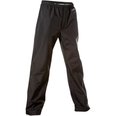 Camp and Hike You outfitted yourself with a bomber rain jacket, now time to make the match with the Montbell Men's Rain Trekker Pant. At under 10-ounces, these three-layer pants make foul, wet weather say mercy. Supremely waterproof and comfortably breathable, the Rain Trekker pant provides the ultimate rain protection backpackers, hikers, or climbers on extended stays in the backcountry. - $91.95