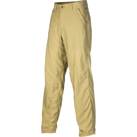 Climbing Streamline your pack with the ExOfficio BugsAway Ziwa Pant on your next expedition. Even if you aren't a minimalist backpacker bent on shaving grams from your gear set-up, you can appreciate this garments quick-drying, bug-repellent design as you bound into the outdoors. - $94.95