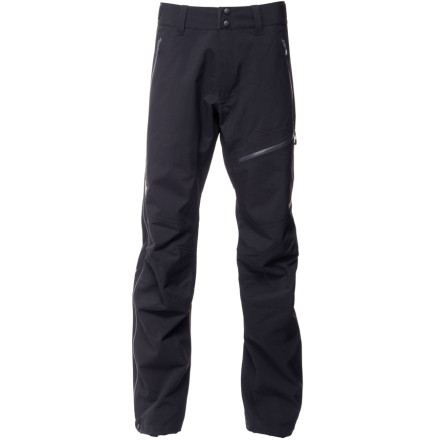 Climbing The lightweight Falketind Gore-Tex Pro Shell Pant from Norrna was designed for protection from the harshest elements above the arctic circle, which means you'll stay dry on the highest peaks in the Rockies. - $438.90