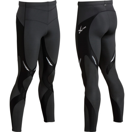 Fitness Maximize your training with the CW-X Stabilyx Tights. These performance-enhancing bottoms add stability and comfort to your run so you can go longer and harder. - $104.95