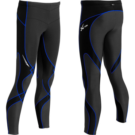 Fitness Thanks to insulated support and a windproof panel, the CW-X Men's Insulator Stabiliyx Tights keep your legs comfortable and your muscles warm. Having warm muscles helps your performance on long cold-weather runs and cross-country ski treks. - $124.95