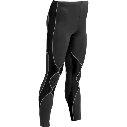 Fitness CW-X designed the Men's Insulator Expert Tights for sweat-inducing winter activities like Nordic skiing, snowshoeing and winter running. These legs covers also provide extra warmth and wicking power for alpine skiing or ice climbing. You can wear these tights as a base layer in frigid conditions or on their own in more moderate weather. - $99.95