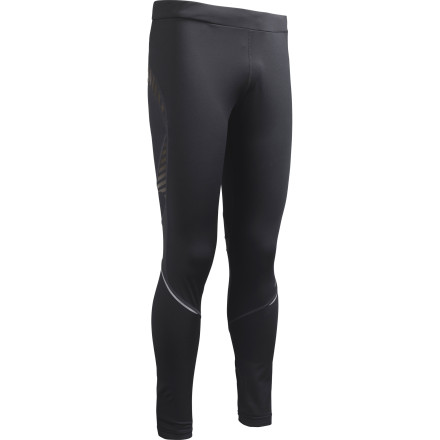 Fitness Your morning run through the park may be a bit more frosty than usual, but the Helly Hansen Pace Tights lock in just the right amount of heat to keep you comfortable while the stretchy spandex panels aid your speedy strides. - $43.97