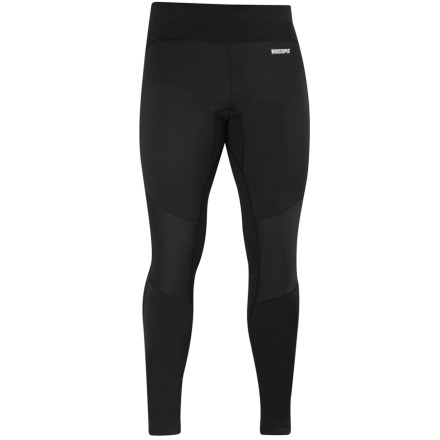 Fitness When it's super cold out, you can usually think of a million reasons why your training run could just wait until tomorrow. The Salomon Men's XA WS Tights boost leg warmth so you do a lot more training and a lot less wimping out. - $68.72