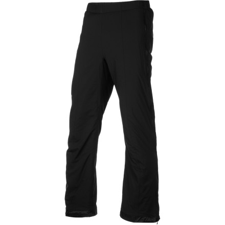 You don't mess around when it comes to proper layering in the bitter cold, which is why the Arc'teryx Atom LT Insulated Pants fit the bill for your next sub-zero adventure. Extremely light and packable, these pants feature Coreloft insulation to trap your body heat without bogging you down with excess bulk. - $188.95
