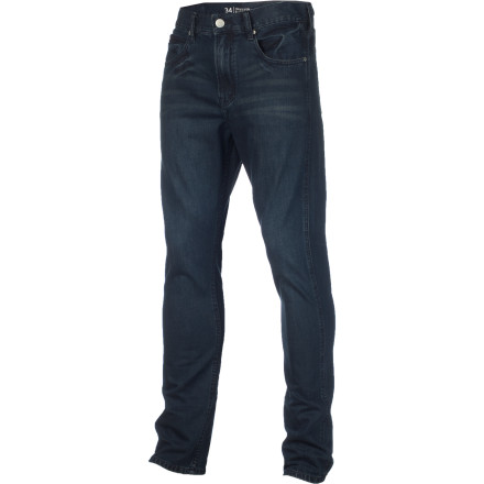 Surf Your only bad habit is making fools look bad at the skate park, and you aren't going to give that up. So, slip into your Quiksilver Bad Habits Slim Denim Pant and serve up some shame. - $65.00