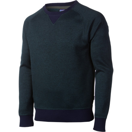 A harvest festival gives you a good reason to celebrate (a.k.a. drinking and eating too much), but since the days are shorter and the nights cooler, the Patagonia Brisker Crew Sweater may be needed to help you stay in party mode. Even if you give apple bobbing another go, this soft polyester pullover can keep you warm after you finally beat that pesky third-grader. - $57.85