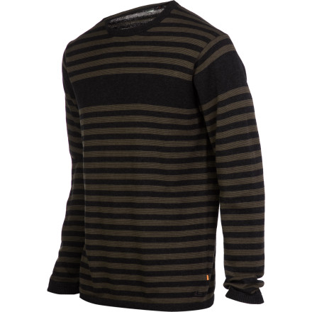 Surf After a tough workout, shower, pull on the Quiksilver Men's North Curl Sweater, and reward yourself with a dinner out with the boys at your favorite Mexican restaurant. - $38.23