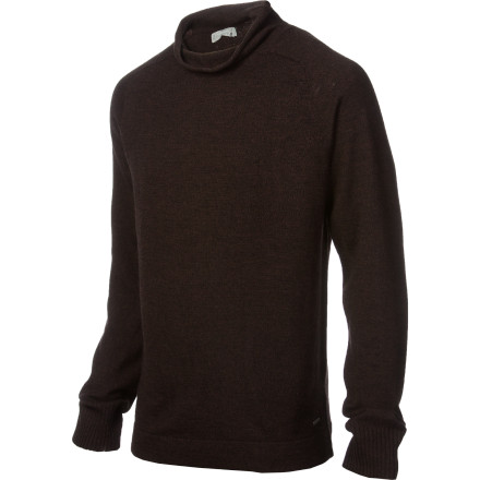 Ski The old days of skiing with a wool sweater didn't fade, everyone just realized the advantages of merino wool. Take the SmartWool Hanging Lake Rollneck Sweater, for example. This sweater's soft fabric and roll-neck collar look and feel good on the mountain and around town. - $59.98