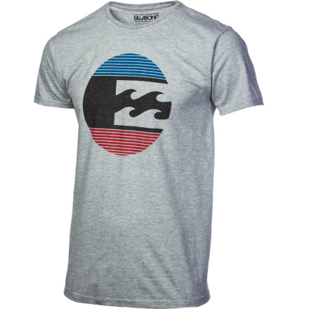 Surf Billabong Three Story T-Shirt - Short-Sleeve - Men's - $18.95