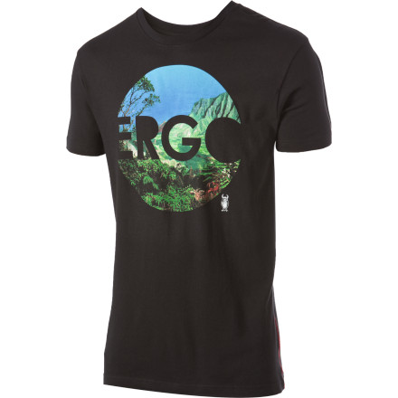 ERGO Clothing Getaway T-Shirt - Short-Sleeve - Men's - $17.47