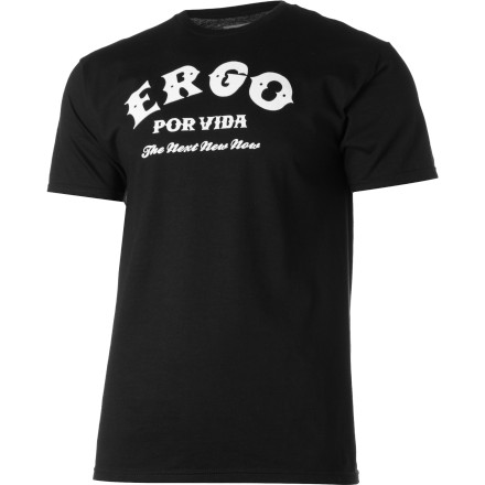 ERGO Clothing Bowery T-Shirt - Short-Sleeve - Men's - $12.00