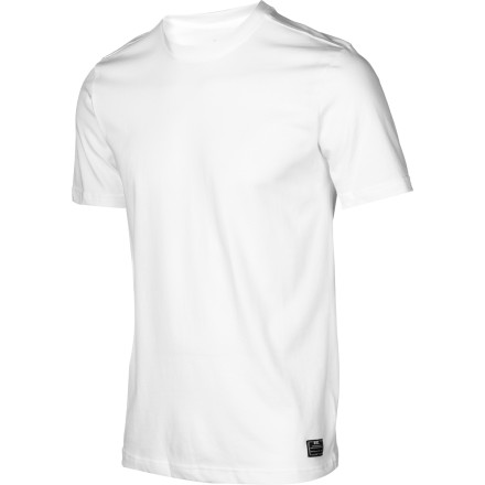 Skateboard Cotton tees got you down' Get right with the Nike Crew Dri-Fit T-Shirt. - $27.95