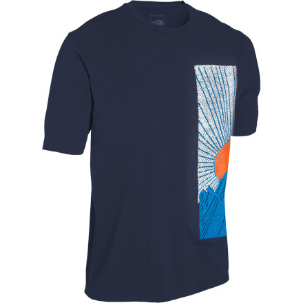 Camp and Hike Whip open the door of your tent, jump outside, and welcome the rising sun. Pants and a shirt (like The North Face Men's Sun Junction T-Shirt) would help too, but really, it's optional. - $17.97