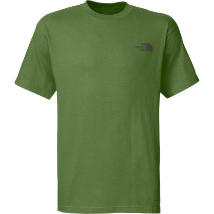 The North Face Certified Logo Short-Sleeve Men's T-Shirt - $16.22