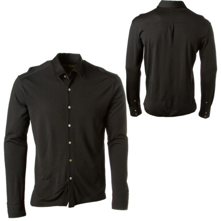 Be comfortable and look fresh the next time you hit the road with Icebreakers Superfine200 Outback Shirt. Icebreaker made the Outback Shirt with all-season SuperFine merino wool so that, regardless of where you are or the time of year, it looks as good to the world as it feels against your skin. - $83.97