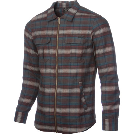 Oakley Junction Woven Shirt - Long-Sleeve - Men's - $56.00