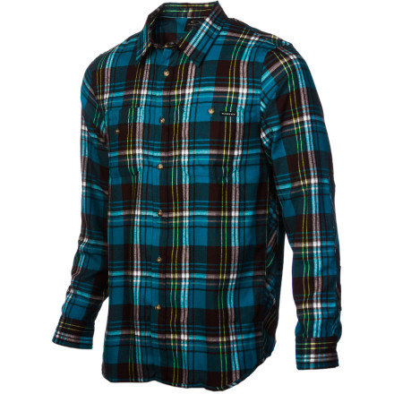 Oakley Pioneer Woven Shirt - Long-Sleeve - Men's - $52.50