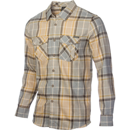Oakley Risky Ridge Woven Shirt - Long-Sleeve - Men's - $38.50
