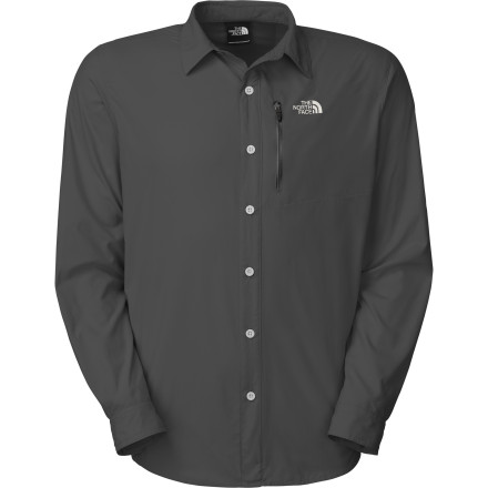 The North Face Spectre Men's Long-Sleeve Woven Shirt - $42.22