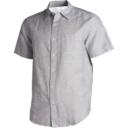 The Horny Toad Quigley Shirt fuses simplicity and style for a go-to closet staple. - $35.98