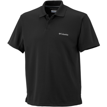 From an elevated tee box or the highest-elevation peak of your local hills, the Columbia Men's New Utilizer Polo Shirt offers lightweight and super-breathable comfort. And, with a little extra protection from the sun, you can stay out longer and get the most out of each day of whatever adventure is calling. - $34.95