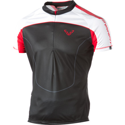 From the moment you pull on the Dynafit Men's Trail Shirt, its body-mapping design conforms to your torso to give you a precise, comfortable fit. Materials designed specifically for high-aerobic activity offer enhanced breathability and moisture transfer to help you maintain focus to perform at your best. - $99.95