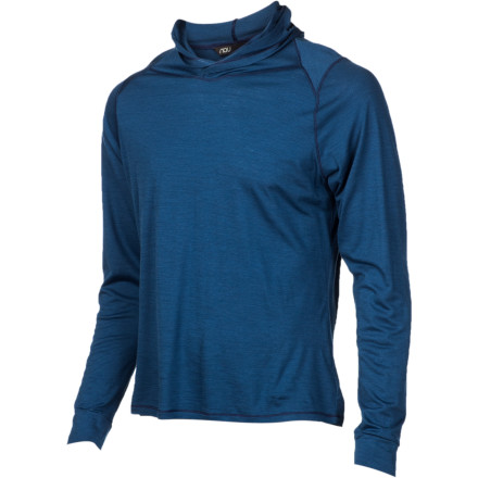 We don't claim to see the future, but we're pretty sure that the ultra-comfortable NAU M2 Hooded Sweatshirt is about to become your go-to sweatshirt (and mid-layer) for three seasons of the year. - $97.47