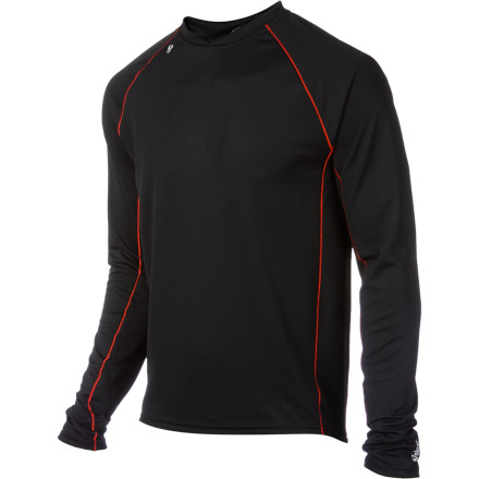 Fitness Your cotton tee isn't going to cut it on a long backpacking trip or chilly trail run. That's when it's time to reach for the quick-drying and comfortable Stoic Men's Long-Sleeve Breathe 150 T-Shirt. This is a technical baselayer that you can wear winter through summer and for anything that gets you moving fast and working up a sweat in the mountains. - $30.25
