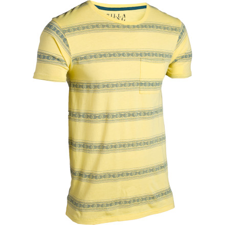 Surf Billabong Chief Crew - Short-Sleeve - Men's - $20.37