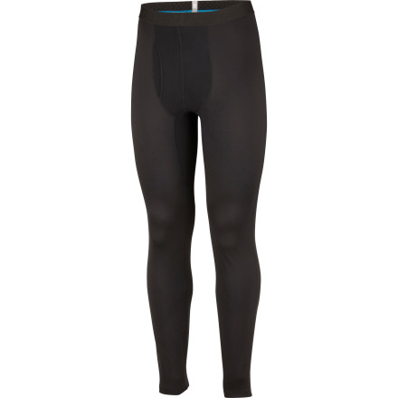 Empowering you to take on the mountain's wrath during the coldest days of the season, the Columbia Men's Expedition Tight features Omni-Heat thermal reflective tech to keep your body's BTUs next to your skin. - $44.97