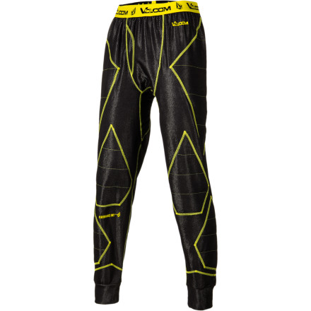 Surf The Volcom T.D.S Riding Pant gives you an extra layer of defense to keep you from locking up when the temperatures really dive. Strategically placed Poly Fill and techno-mesh panels help your body regulate its temperature so you never burn up or freeze. - $43.97