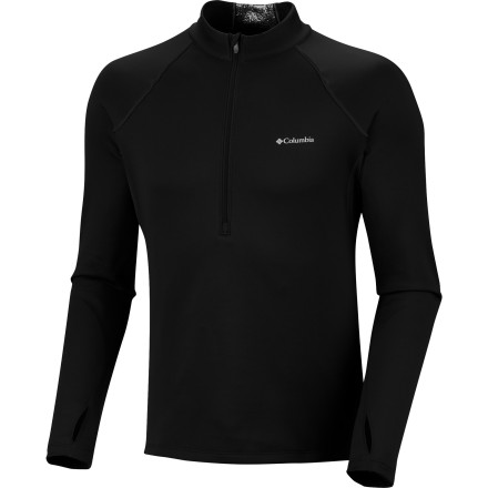 Gear up for Mother Nature's worst with a little help from the Columbia Men's Expedition 1/2-Zip Top. - $43.97