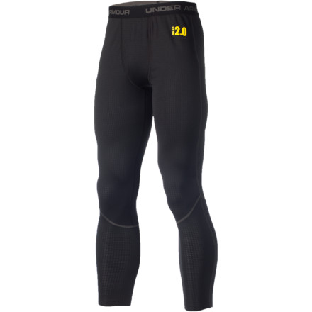 Fitness When the storm subsides and the mountain opens, you're there to surf the cold, smoky break with the Under Armour Base 2.0 Midweight Legging insulating your legs and regulating your sweat as you charge through the deep bounty. - $54.95