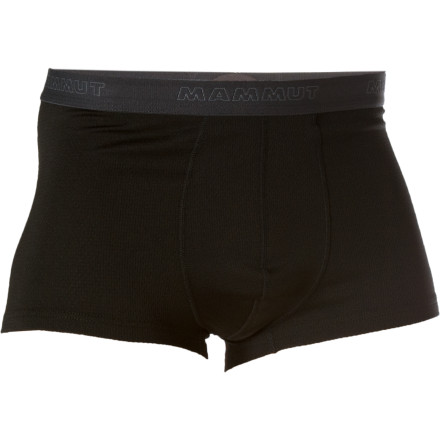 Don't get us wrong; we're not actually advocating that you wear your Mammut All-Year Boxer for an entire year straight. You should probably wash it at least twice during that time. - $34.95
