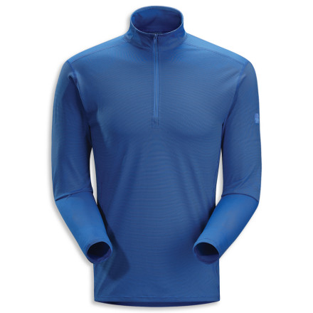 Arc'teryx Phase SL Zip Neck Top - Men's - $45.47