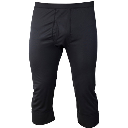 Ski If your parts are sweaty and then chilled, you're going to have a bad time on the hill. Thankfully the midweight Armada Slider 3/4 Power Dry Pant wicks your sweat, dries quickly, and insulates so you can schralp to your best abilities. - $21.97