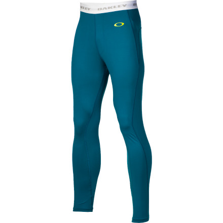 Ski Ditch those cotton boxers that you've been rocking under your ski pants for the past couple years. The Oakley Men's Great Ascent Bottom will keep you covered and comfortable. Lightweight, flexible fabric feels good as your next-to-skin layer, and the antimicrobial treatment means less washes between deep powder days. - $24.50