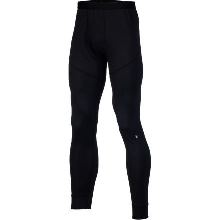 Reach for the Stoic Men's Breathe 150 Bottom when you need a lightweight baselayer that dries quickly, breathes away uncomfortable moisture, and provides light insulation. This performance bottom has a close fit and an elastic waistband that keeps everything in place. It's as simple as it gets and as effective as you need it to be. - $29.50