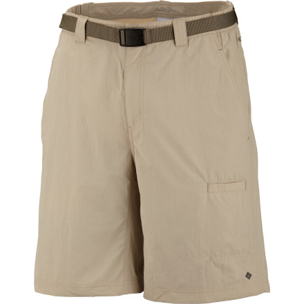 Climbing Hit the trail in comfort and style when you head out with the Columbia Silver Ridge Short. - $29.96