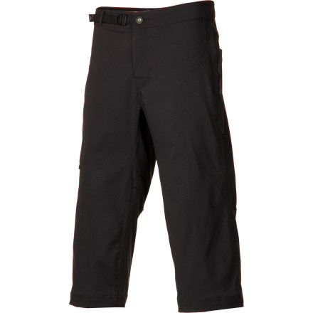 Climbing There's a pretty gnarly knee-jam halfway up your project, and it's the only rest stop in sight. The prAna Men's Nemesis Knicker is tough enough to protect your thighs and knees while you shake the pump out of your arms. - $69.95
