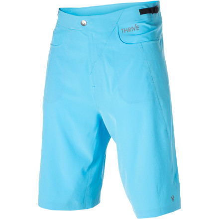Climbing Your typical board short might dry quickly, but the Men's Thrive SUP Short dries with lightening speed and it boasts supreme comfort thanks to highly breathable Thrive fabrictop that, surf companies. Need another reason to ditch your simple, plastic-bag-like boardies' Stoic engineers outfitted this short with fully-welded construction to eliminate chafe-inducing seam bulges, and this short has a tapered fit that plays nice with the stance required for stand-up paddleboarding or surfing. - $69.00