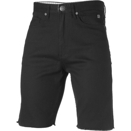 The Arbor Newport Short is just your favorite old pair of shorts without the mustard stains and the, uh, other stain that appeared right after you were almost hit by a bus. - $64.95